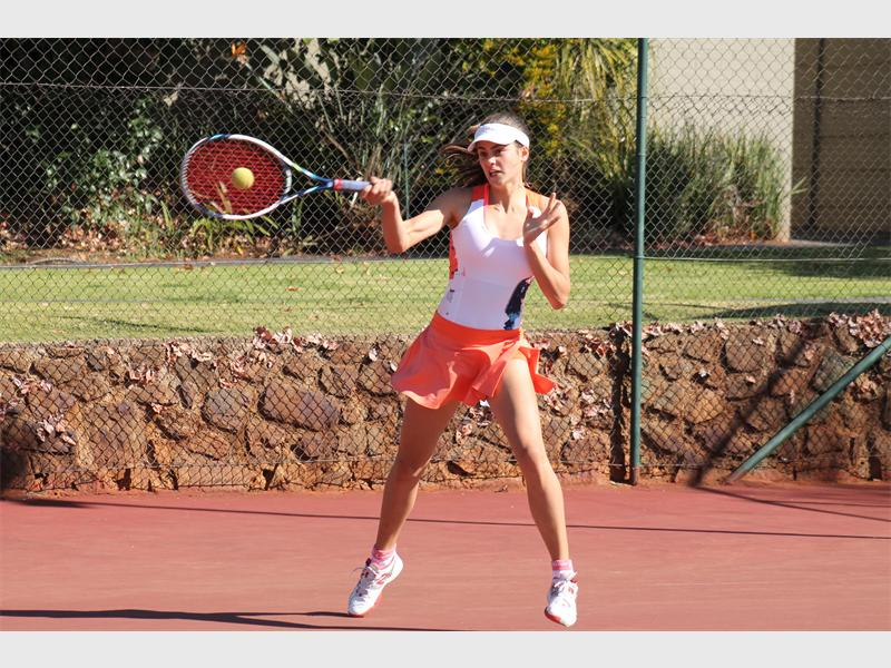 Tennis south africa rankings