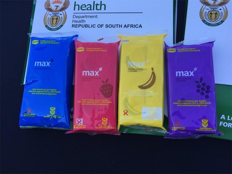 Max condoms for maximum pleasure | Randburg Sun