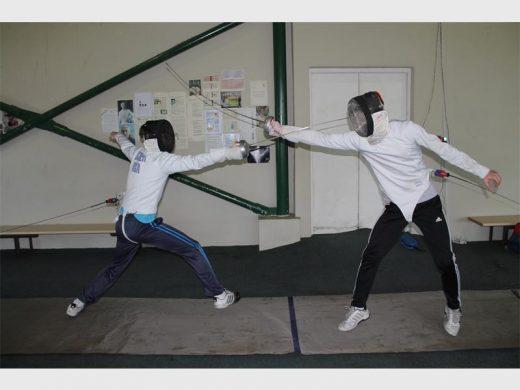 SA's best fencers cross swords at the Randburg Sports