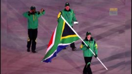 CITY NEWS – SA sole Winter Olympics competitor: Connor Wilson