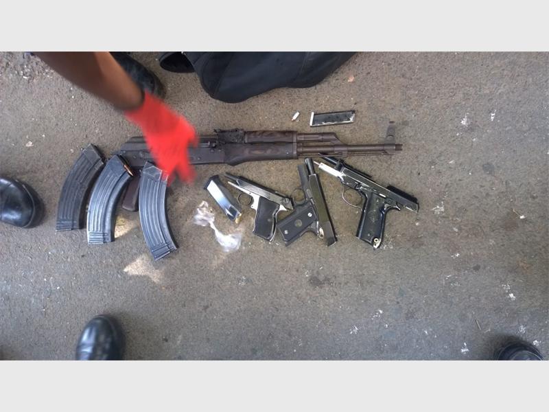 Blood Trail Ends In Gauteng Middelburg Observer