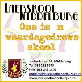 Laerskool Middelburg 013 282 5298