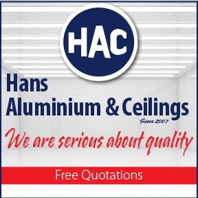 Hans Aluminium & Ceilings