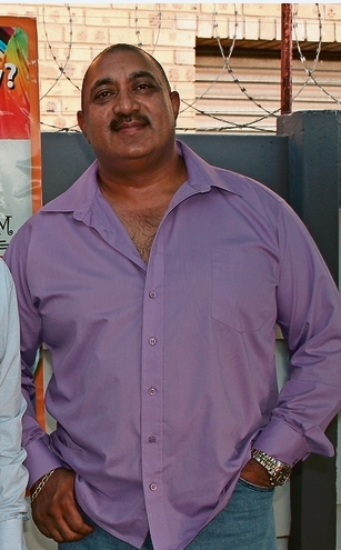 Joe Singh