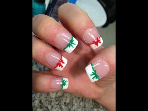 Get Creative With Nail Art This Holiday Ridge Times