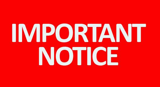 [IMPORTANT NOTICE] Electricity interruptions for Kinross ...