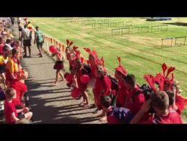 [VIDEO] Laerskool Secunda interhuis atletiekbyeenkoms vind vandag plaas 1