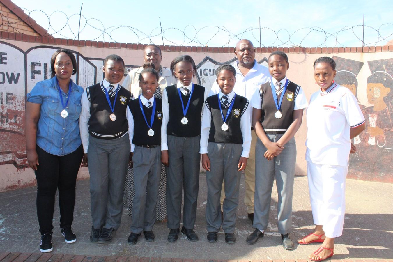 Mathematics finalists