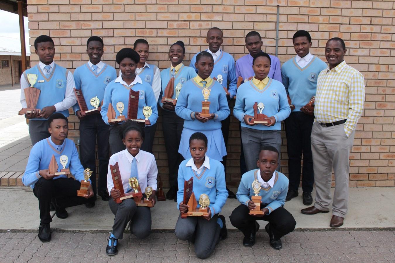 Thuto-Thebe learners flourish