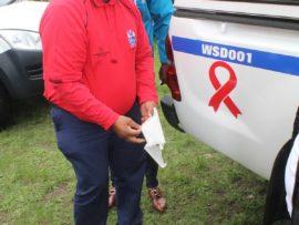 Lekwa commemorates World Aids Day