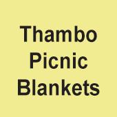 Thambo Picnic Blankets