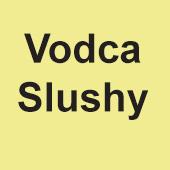 Vodca Slushy