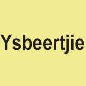 Ysbeertjie